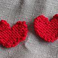 Coeurs rouge2