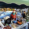 Marché de Noël à Tallende