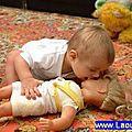 حب الرضع