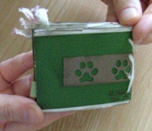 Tea bag , decembre 2005