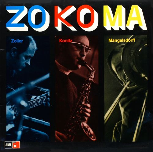 Attila Zoller Lee Konitz Albert Magelsdorff - 1968 - Zo-Ko-Ma (MPS)