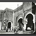 Porte Bab Mansour El Eulj <b>Meknes</b>