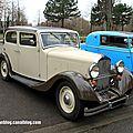 Delage type D4 de 1934 (Retrorencard janvier 2013) 01