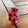 Bouquet de Coquelicots 12€ vendu (vendu)