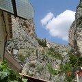 Moustier Sainte Marie(Alpes de haute Provence)