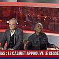 LFI qualifié de parti antisémite, Danièle Obono quitte le plateau d'i24News