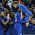 Buts leicester seville 2-0