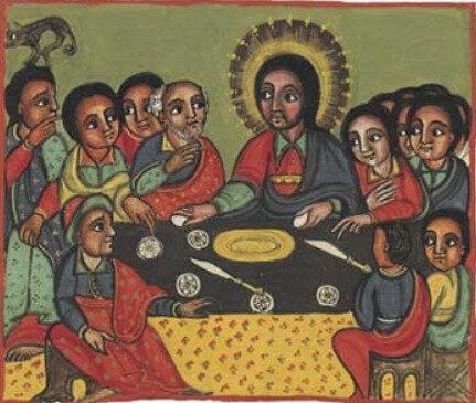 dernier repas de Jésus