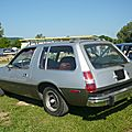<b>AMC</b> Pacer DL 2door Station Wagon