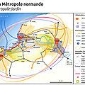 Confirmation avec le GRAND HAVRE: La Normandie est un archipel métropolitain