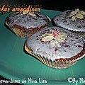 cupcakes amandines