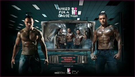 naked for a cause 0