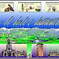 Panorama de l'Embrunais - poster -