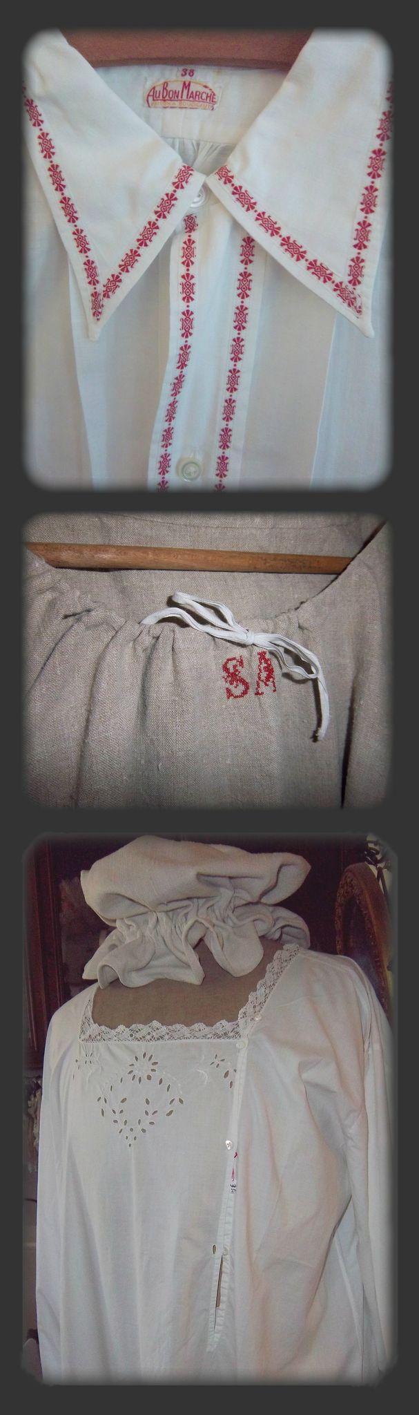 dans les armoires de grands-mères