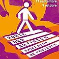 Prochaine edition 7 aout 2011