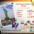 american week in Paris
