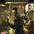Test de Deus EX : Human Revolution : Director's Cut - Jeu Video Giga France
