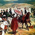 Histoire la prise de la smala d'abb-el-kader le 16 mai 1842 en algerie devenue francaise avec la prise d'alger le 5 juillet 1830