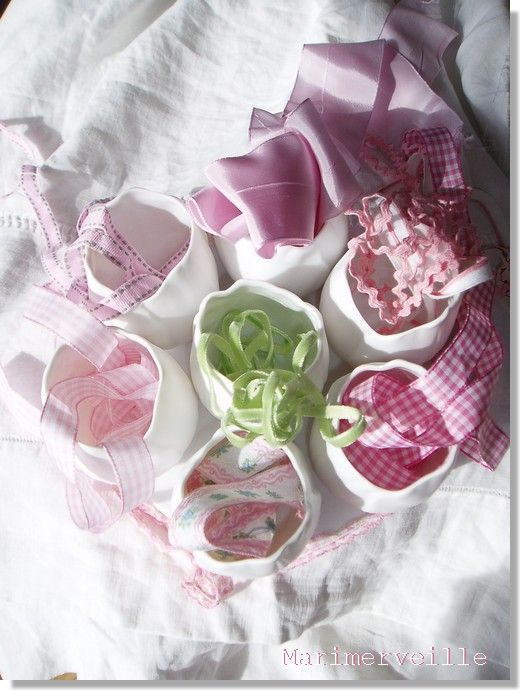 bouquet de rubans
