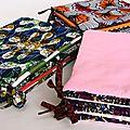 Collection FlaK' - Ensemble tours de lit fermés #1 #2 #3