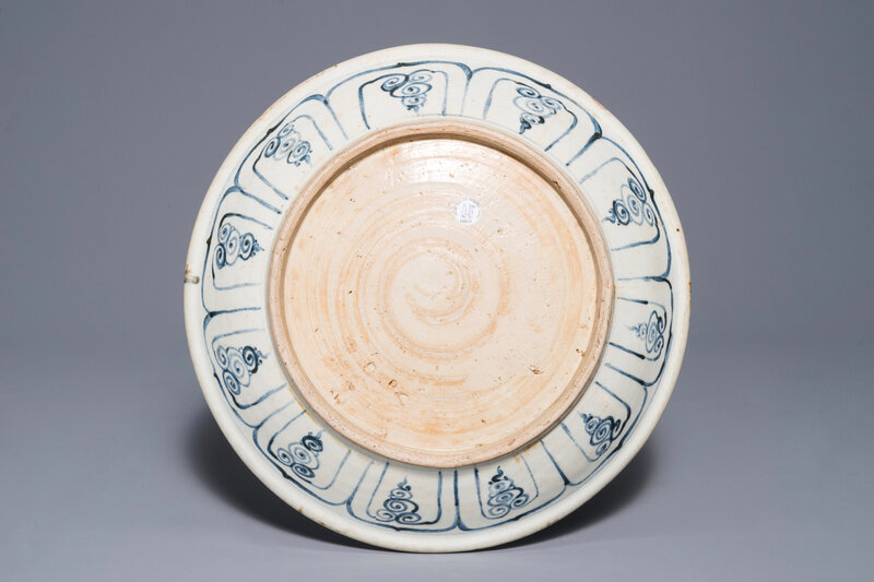 a-vietnamese-blue-and-white-lotus-shipwreck-dish-hoi-an-hoard-15th-c-2