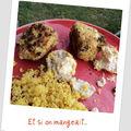 Boulettes poulet