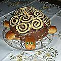 Gâteau d'a