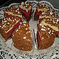 Gâteau au yaourt revisité 4 saveurs
