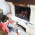 La cheminé