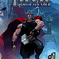 Thor god of <b>thunder</b> by Jason Aaron & Esad Ribic