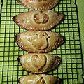 Chaussons aux pommes caramélisées à la cannelle 073