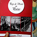 Sortie d'un nouvel ouvrage: Le Pays de Vesdre en Poésie (Région de Liège)