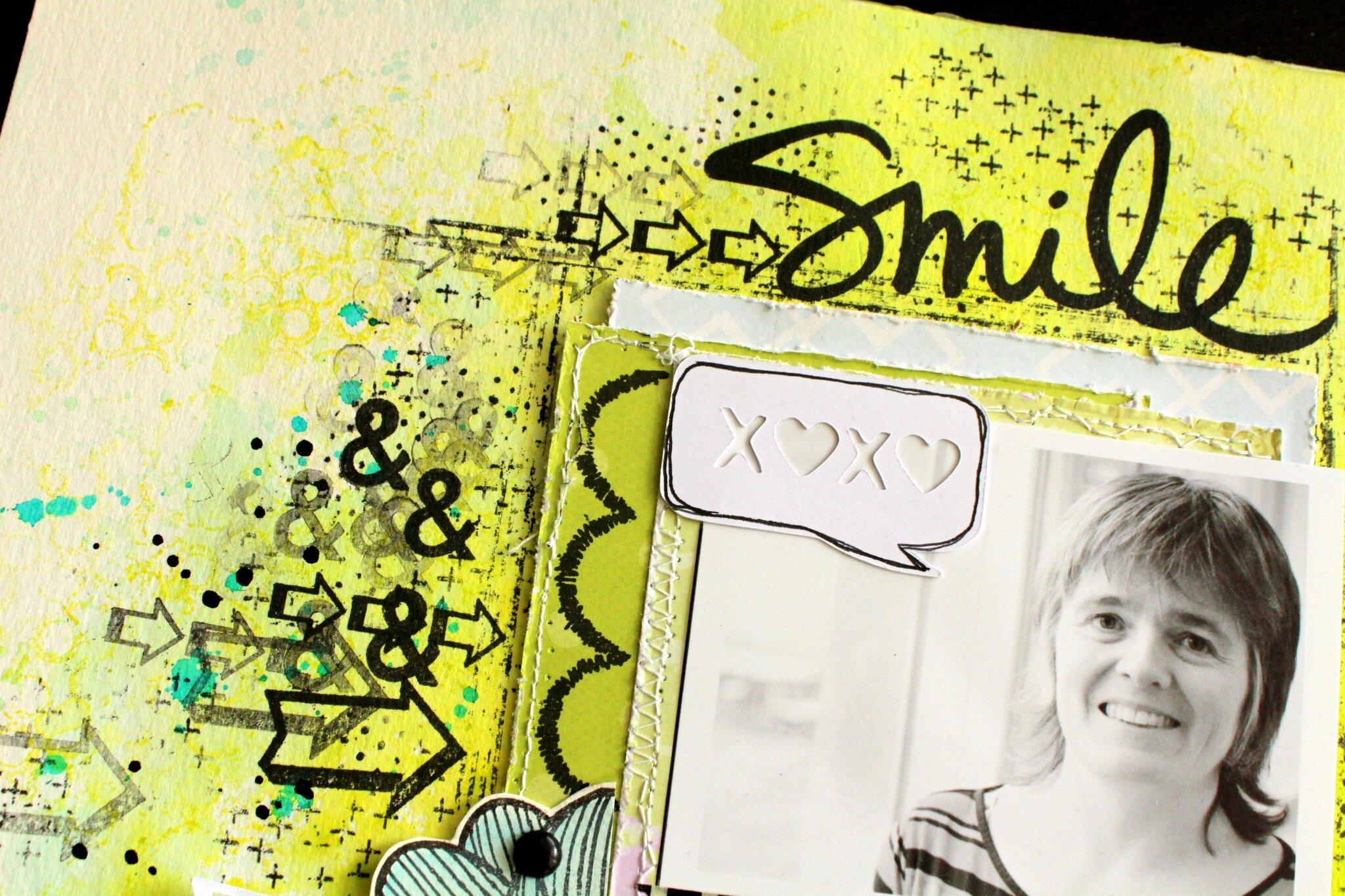 Smile & enjoy your life