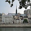 Paris, Île de la cité, Notre Dame (75)