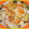 Salade d'endives et cie