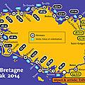 Tour de Bretagne en Kayak