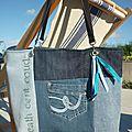 Nouveau sac en jeans recyclés (4ème édition)