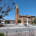 Promenade d'un confiné à Aussonne (31)