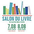 Auteurs présents: Salon du livre