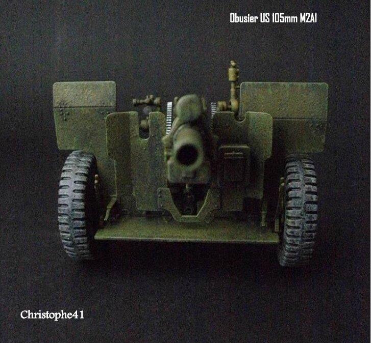 Obusier US M2A1 105mm - PICT3293