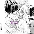 Tag # 54 : mary, kiss & cliff [manga]