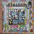 Cathala florence atelier art postal 2015