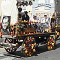 Notre participation au défilé de la Saint Eloi à Auriol