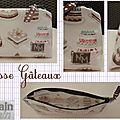 Trousse Gâteaux Tiphaine