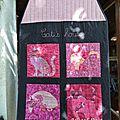 Cat's house : mon patchwork est terminé....