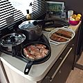 Cuisiner en camping-car ?