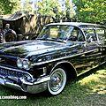 Cadillac fleetwood 75 4-door limousine de 1958 (37ème Internationales Oldtimer Meeting de Baden-Baden) 01
