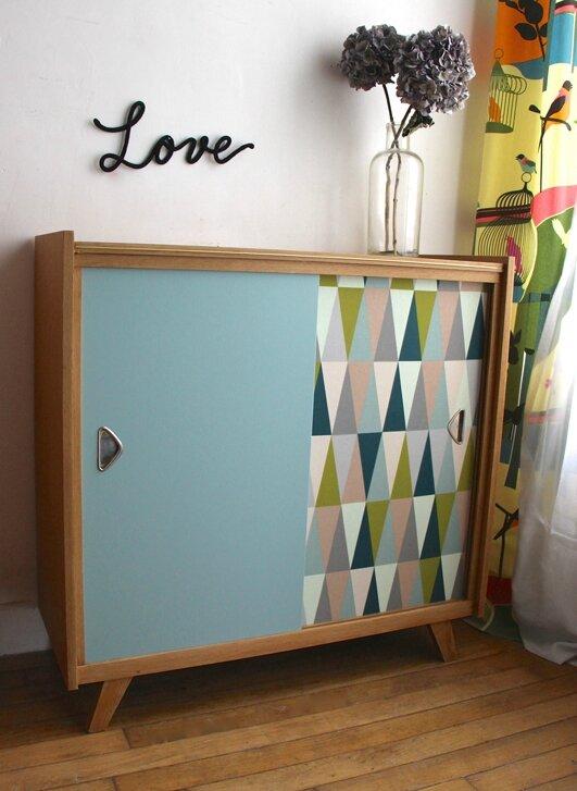 meuble-a-panneaux-vintage