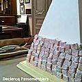la pyramide de loucoums