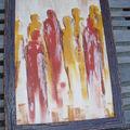Peintures encadrées
